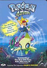 NEW - Pokemon 4 Ever
