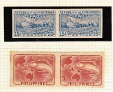 OLD PHILIPPINES STAMPS - D