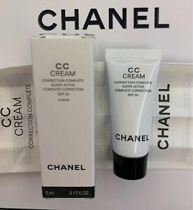 CHANEL CC Cream SUPER ACTIVE COMPLETE CORRECTION #20 5ml