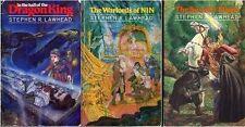 The Dragon King Trilogy by Stephen R Lawhead (Paperback / softback, 1990)