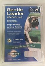 PetSafe Gentle Leader Head Collar with Training DVD, EXTRA LARGE 130+LBS., Fawn