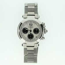 Cartier Mechanical (Automatic) Round Wristwatches