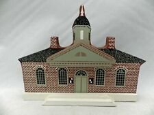 New ListingShelia's Collectibles - Courthouse - Williamsburg Series - #Wil11