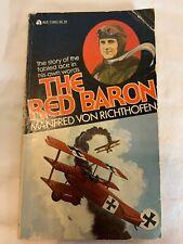 The Red Baron Manfred Von Richthofen 1969