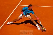 Best Tennis Player Sport Cartel Decor 10 Poster A3 Rafa Nadal Mejor Tenista