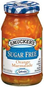 Smucker's Sugar Free Orange Marmalade