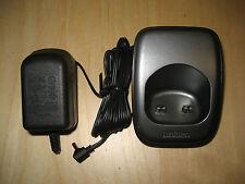 Uniden DCX14 b remote charger base wP - Dect 1480 Dect 1580 phone handset cradle