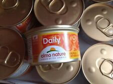 Almo Nature Daily Mousse with Chicken -Grain Free-Pack of 12 x 85g Tins cat food