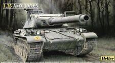 Vehículos militares de automodelismo y aeromodelismo Heller escala 1:35