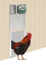 VSE Kompaktschieber, fertig montierte Hühnerklappe bis zu 21 x 33cm