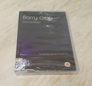 Barry Gibb - Now Voyager (DVD) Brand New Sealed