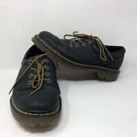 Dr. Martens Doc Martens Black Leather Graceland Shoes Sz 11 US  DMs Casual
