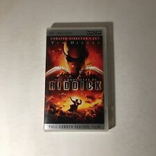 Sony PSP : The Chronicles of Riddick (Unrated) [UMD VideoGames