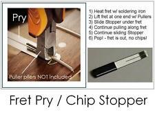 GuitarTechs FRET PRY Chip Stopper Lifter Spatula Puller Guitar Tool Luthier