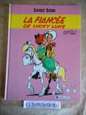 ELDORADODUJEU > BD - LA FIANCEE DE LUCKY LUKE GOSCINNY - DARGAUD EO 1985 TBE