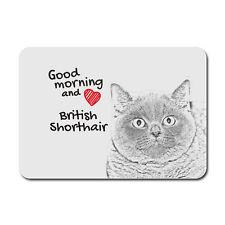 British Shorthair - Maus Pad,  DE