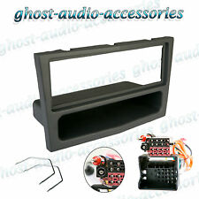Vauxhall Corsa D Grey Crease Car Stereo Radio Facia Fascia Adaptor Fitting Kit