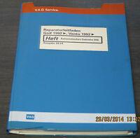 Werkstatthandbuch VW Golf III Typ 1H Vento Automatisches Getriebe 096 Stand 1994