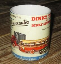 Dinky Toys French Catalogue 1956 Advert MUG