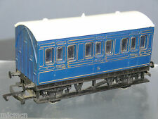 "HORNBY RAILWAYS MODEL R.219  C.R. ""CALEY"" 4 WHEEL COACH"