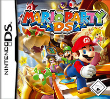 Mario Party DS Ds Game DS DSi 3DS 3DSXL PAL FORMAT + FREE Accessory