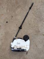 Volkswagen VW Golf Mk6 08-12 OEM Rear Left Door Lock Mechanism 5K4839015H APR