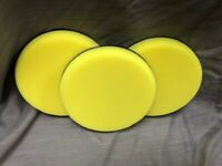3 inch 7852300-5 5 PACK Lake Country CCS Yellow Foam Cutting Pad