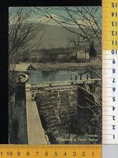46096] VARESE - CUNARDO - IL LAGHETTO DI PONTE NATIVO _ 1957
