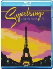 SUPERTRAMP LIVE IN PARIS '79 BLU-RAY ALL REGIONS NEW