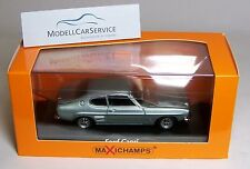 Minichamps 1/43: 940085501 Ford Capri I (1969), Light Blue Met.  - Maxichamps