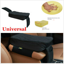 Car Armrest Pad Cover Center Console Dust-proof PU Leather Cushion Wear-resistan