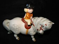 John Beswick un Angelo a Cavallo Rider Norman Thelwell - 1981
