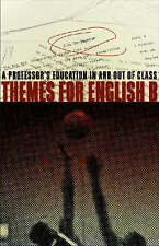 NEW Themes for English B: A Professor's Education In and Out of Class