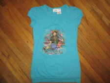 SELENA GOMEZ WIZARDS OF WAVERLY PLACE T SHIRT Alex Russo Disney TV Girls LARGE