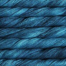 TUAREG BLUE 420yd Skein Malabrigo BABY SILKPACA Alpaca & Silk x-SOFT LUXURY YARN
