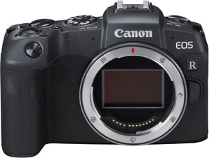 CANON EOS RP Gehäuse Kit Systemkamera, 7,5 cm Display Touchscreen