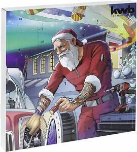 KWB Adventskalender 2019 Weihnachtkalender für Handwerker mit Werkzeug