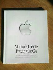 MANUALE UTENTE POWER MAC G4 Apple con informazioni su Istallazione ed Espansione