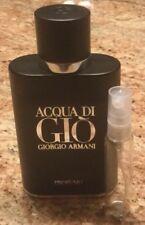 Giorgio Armani Acqua di Gio Profumo Men's 10ml EDP Glass Decant Sample