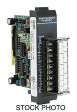AUTOMATION DIRECT  F3-08AD-1  DL305 8 CHANNEL  ANALOG INPUT MODULE