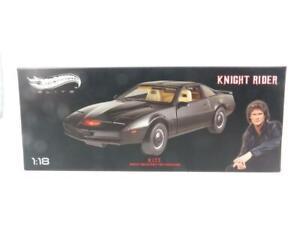 Hotwheels Elite Diecast X5469 2012 Knight Rider K.I.T.T Boxed 1.18 Scale