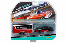 Voitures, camions et fourgons miniatures noir Maisto Chevrolet