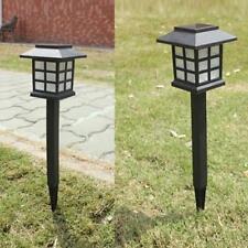 Waterproof LED Luce solare del giardino esterno di paesaggio lampade di palo