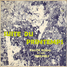 "RALPH BURNS QUARTET ""SUITE DU PRINTEMPS"" 50'S 25 cm JIMMY RANEY !"