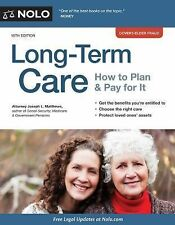 Long-Term Care: How to Plan & Pay for It-ExLibrary