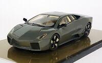 Unbranded 1/43 Scale Resin - LAM754 Lamborghini Reventon Met Grey Limited 100PCS