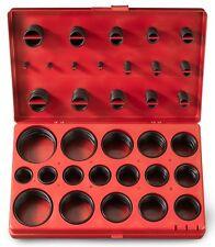 407pc Universal O-Ring Assortment Set | SAE Kit Automotive Seal Rubber Gaskets