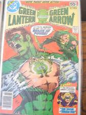 Green Lantern and Green Arrow #110, 1978, DC Comics