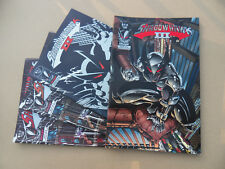 Shadowhawk III  1 - 4 . Lot Complet . Image 1993 . VF