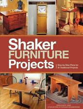 Popular Woodworking's Shaker Furniture Projects : Step-by-Step Plans for 31...
